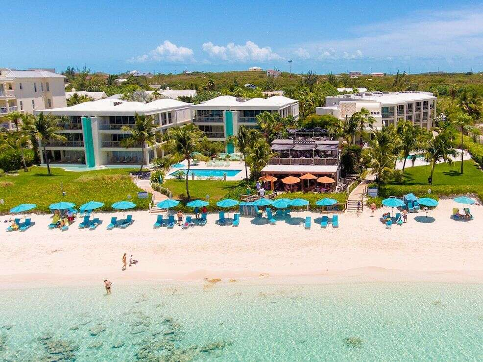 The Official Website For Coral Gardens Resort Turks And Caicos